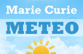 meteo marie curie banner